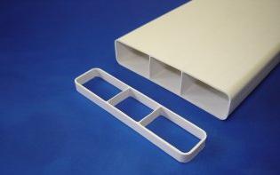 Комплектующие для пластиковых заборов