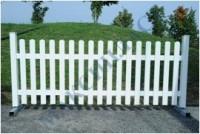 Забор из ПВХ штакетника Кантри 1